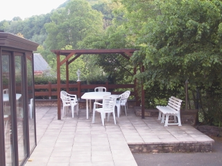 chambre hote terrasse