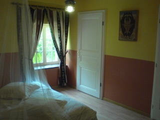 chambre hote africaine