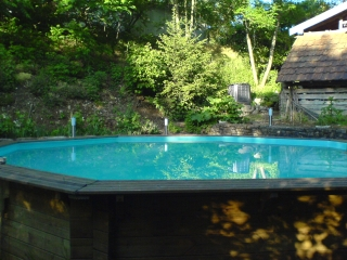 chambre hote piscine
